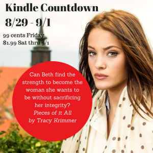 Kindle Countdown ad