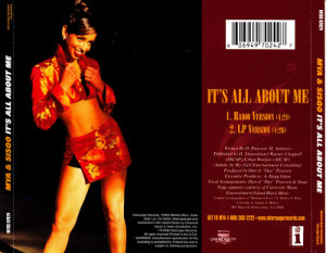 I had the CD and the CD Single.