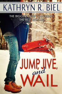 Jump, Jive, and Wail is Kathryn's latest work. You should definitely read it. Click the cover to buy!