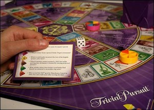 My 20s were spent playing board games.