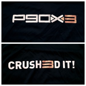 P90X3 is part of Beachbody and is an intense 90 day program.