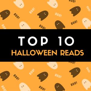 Top 10 Halloween reads