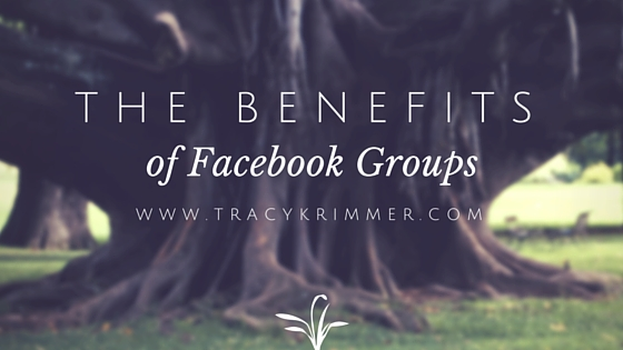 fb group benefits