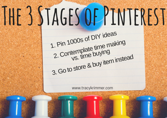 3 Stages of Pinterest