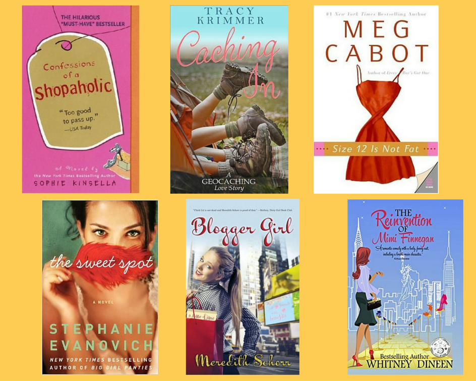 Some books with sassy heroines.