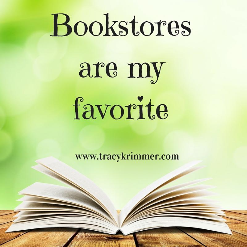 Bookstoresare myfavorite