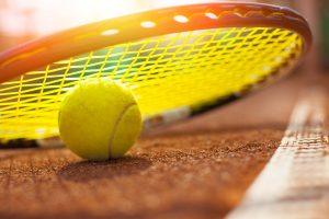 I still dream about playing tennis.